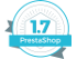 Compatible with Prestashop 1.7